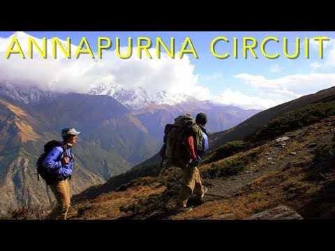 Annapurna Circuit, Trekking NEPAL [Travel Guide]