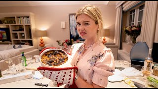 PLANNING THE PERFECT DINNER PARTY  GEORGIA TOFFOLO