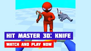 Hit Master 3D: Knife Assassin · Game · Gameplay