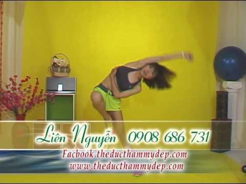 Aerobic - HLV Liên Nguyễn