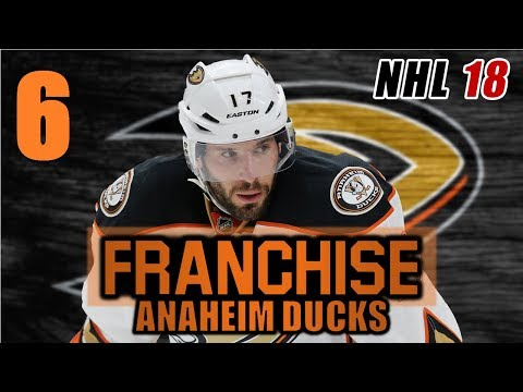 Killer Queens | EPISODE 6 V LA Kings | ANAHEIM DUCKS NHL 18 Franchise