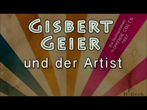 Gisbert Geier und der Artist