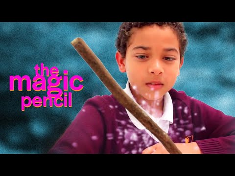 The Magic Pencil - A Funny Short Film About Wishes