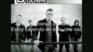 3 Doors Down - Going Down In Flames (subtitulos -español)