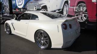 Nissan GT-R kit by Branew
