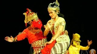 BEAUTIFUL Ramayana Ballet - Love Dance SUBALI TARA - Prambanan Indoensia - UKM UKJGS UGM [HD]