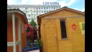 Общий обзор бытовки, душевые кабины, туалеты Зодчий Пермь