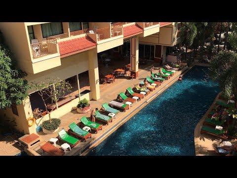 Обзор отеля Бауманбури (Baumanburi Hotel).Патонг.Пхукет.Тайланд