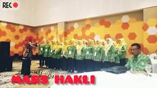 MARS HAKLI (Himpunan Ahli Kesehatan Lingkungan Indonesia)
