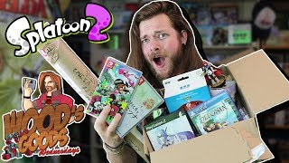 SPLATOON 2, XENOSAGA 3, ZELDA & MORE! - Unboxing Fan Mail
