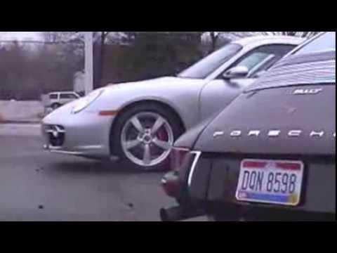 Gregg's Porsche Cayman S Part 2