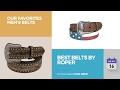Best Belts By Roper Our Favorites Men's Belts
