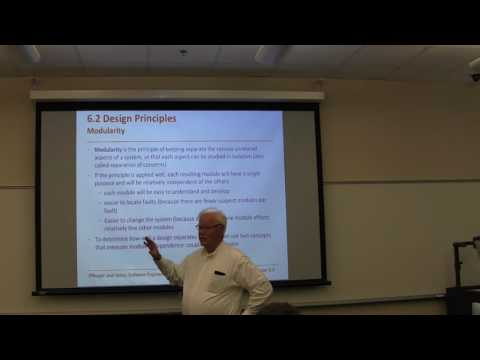 Software Engineering Systems Design Lecture