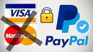 Crear cuenta PayPal sin Tarjeta de Crédito 2016 ✔