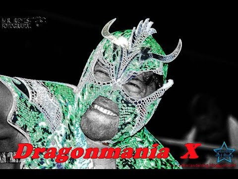 Dragonmania X COMPLETA desde la Arena México