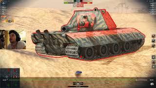 WoT Blitz - Шутки ВБР. Почему цифры наш лютый ВРАГ и FV4005 - World of Tanks Blitz (WoTB)