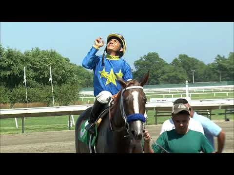 video thumbnail for MONMOUTH PARK 7-19-19 RACE 5