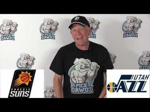 Utah Jazz vs Phoenix Suns 2/24/20 Free NBA Pick and Prediction NBA Betting Tips