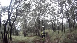 MTB Bosque La Primavera - Ruta Planillas. GDL