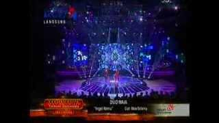 Konser Maha Karya Telkom Untuk Indonesia RCTI - ada Maya dan Ahmad Dani 16 Agustus 2013