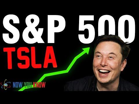 Tesla S&P 500 | In Depth