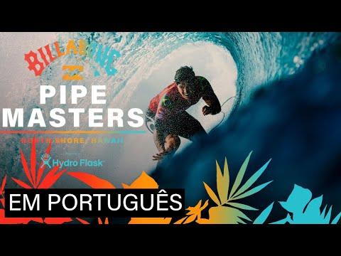 Billabong Pipe Masters Presented By Hydro Flask Dia 1 Assistir ao vivo em português