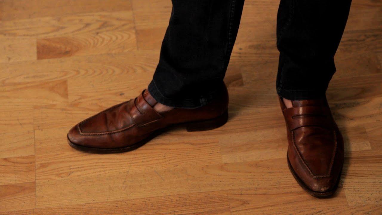 Male Dress Shoe Guide