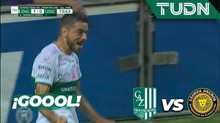 ¡Gol de Zacatepec! | Atlético Zacatepec 1 - 0 UDG | Ascenso MX - Apertura 2019 -4tos de Final | TUDN