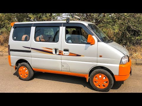 Maruti Eeco SuperSport - The Omni Replacement | Faisal Khan