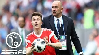 After 5-0 win over Saudi Arabia, is Russia a sleeper at the 2018 World Cup? | ESPN FC