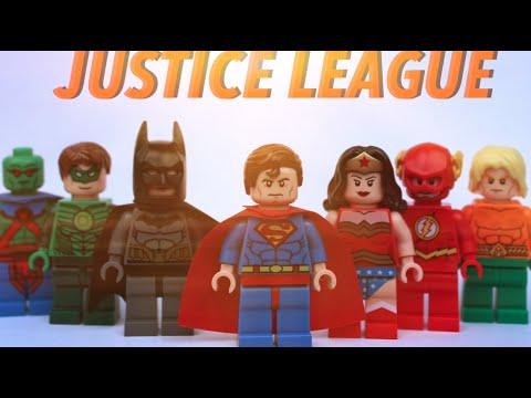 Lego JUSTICE LEAGUE WAR of DARKSEID TRAILER