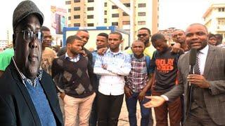 CRITIK INFOS: LIMETE MARTIN FAYULU FACE A LA POPULATION CONGOLAIS FELIX TSHISEKEDI...
