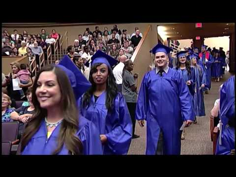 GateWay Community College Commencement  May 13, 2016