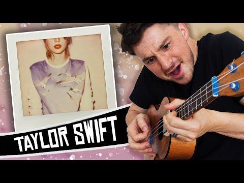 [ Taylor Swift ] 1989 - Ukulele Medley