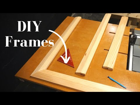 how-to-make-picture-frames---tips-and-tricks
