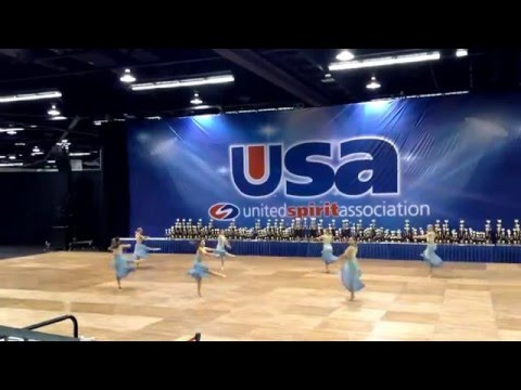 USA Dance Nationals 2016 Classical Academy High School small lyrical open division