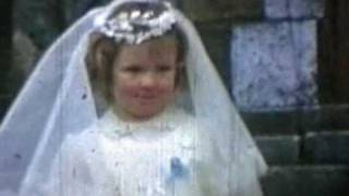 Old Youghal Film Footage 1966 - Holy Communion Day - St. Mary