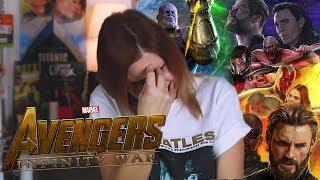 ПЕРВАЯ РЕАКЦИЯ на тизер-трейлер Мстители: Война бесконечности
