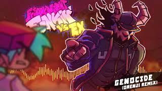 Friday Night Funkin' - GENOCIDE (Vs. Tabi Mod) [200Step Remix]