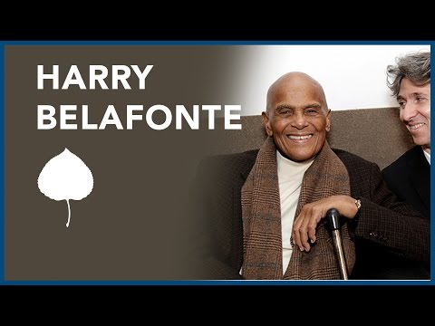 Harry Belafonte on Race, Arts, and America