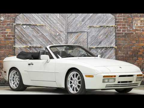 1991 porsche 944 s2 cabriolet g440365 exotic cars of. Black Bedroom Furniture Sets. Home Design Ideas