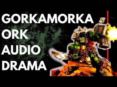 GORKAMORKA AUDIO DRAMA - Warhammer 40,000 Ork short story (1997)