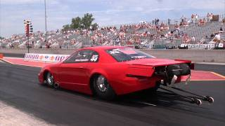 Precision Turbo Boosted: Brian Carpenter - ADRL Extreme 10.5 2004 Ford Mustang