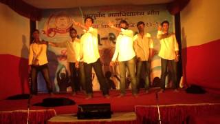 Prem Mukti - funny dance by Spartans