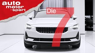 Automobilsalon Genf 2019: 7 Neuheiten, die man nicht verpassen darf | auto motor & sport