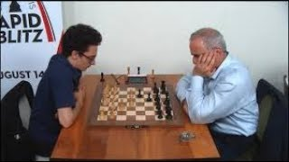 Kasparov-Caruana NEW GAME!