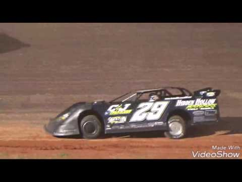 Super Late Model Main Frostbuster 40 Feb 25 2017 411 motor speedway