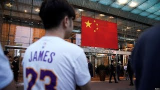 """VOA连线(雨舟):NBA、""""南方公园""""是否""""伤了中国心?"""""""