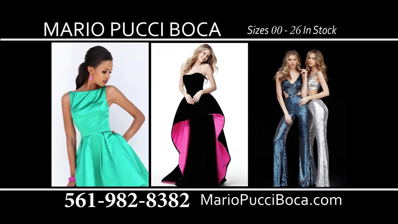 Mario pucci cocktail dresses