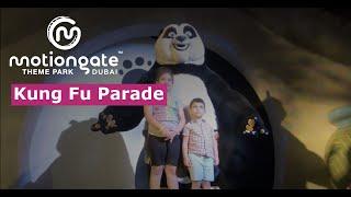 Kung Fu Parade | MOTIONGATE Dubai